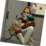 Des animaux et des Sims
