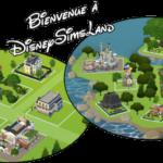 Bienvenue à DisneySimsLand