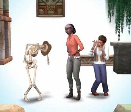 Planète Sims – Jungle Speed