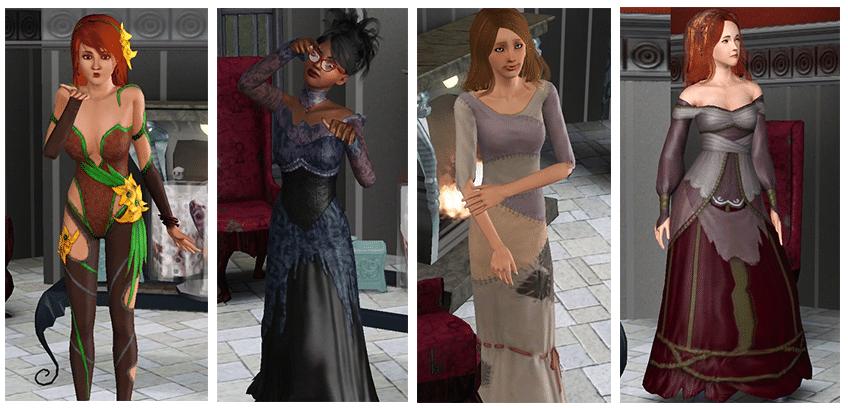 Sims 3 Cinéma