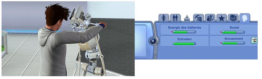 Plumbots sims 3 en route vers le futur