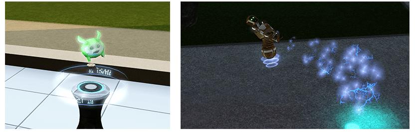 Animaux virtuels sims 3 en route vers le futur