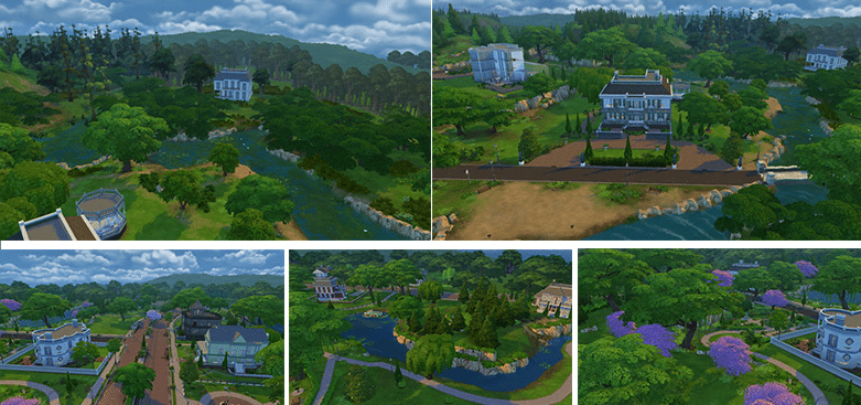 Willow Creek Sims 4