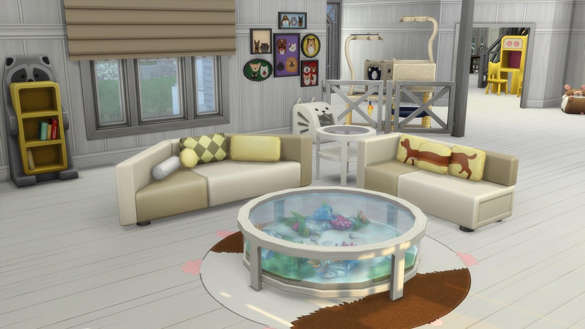 Objets Sims 4 Premier Animal de Compagnie