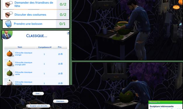 Zoom sur… les fêtes effrayantes