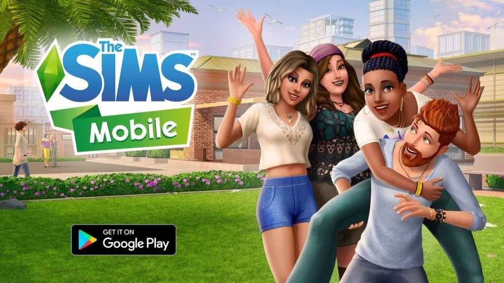 Test Les Sims Mobile