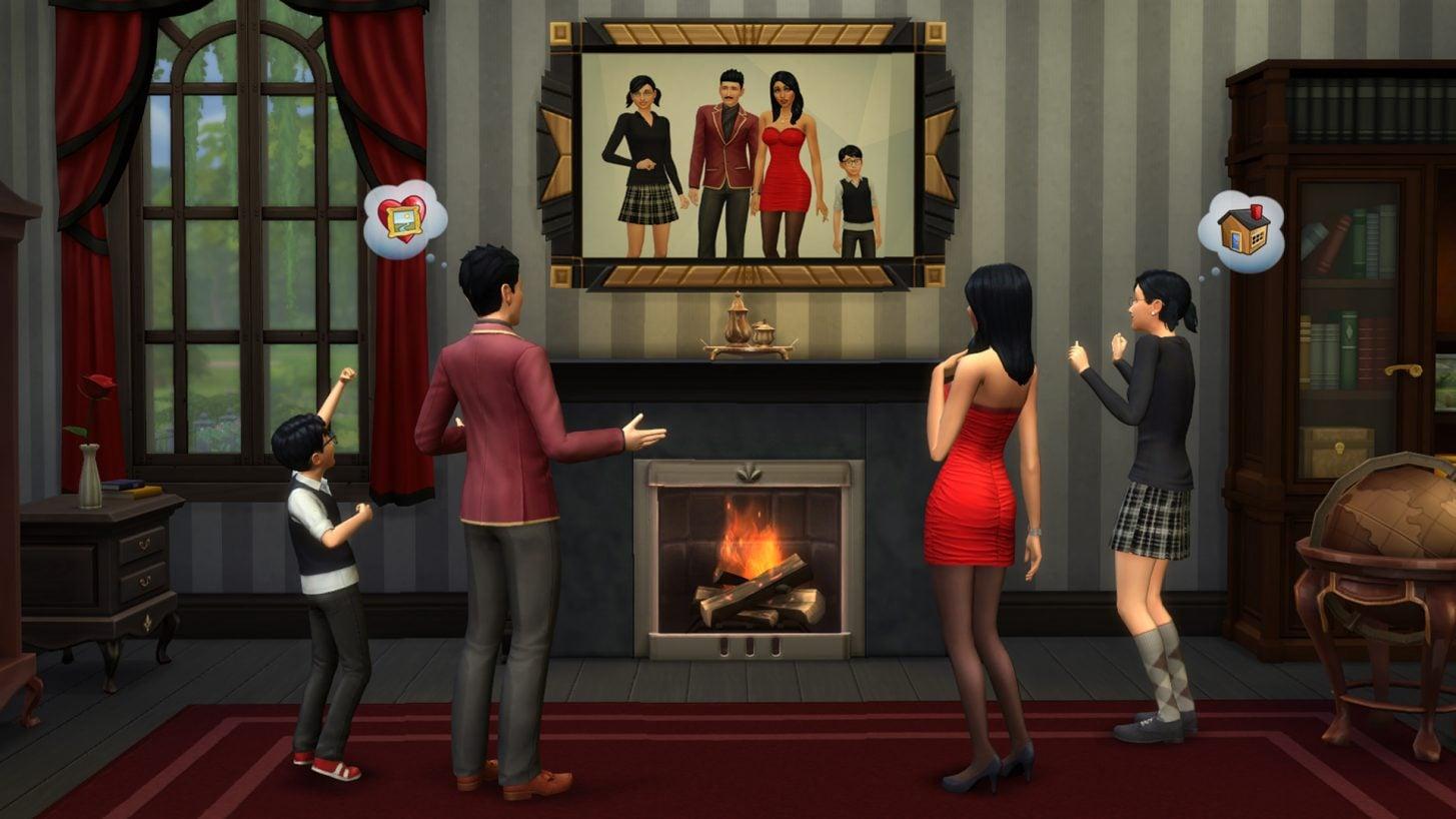 Comment obtenir des récompenses pour Les Sims 4 en jouant aux Sims Mobile ?