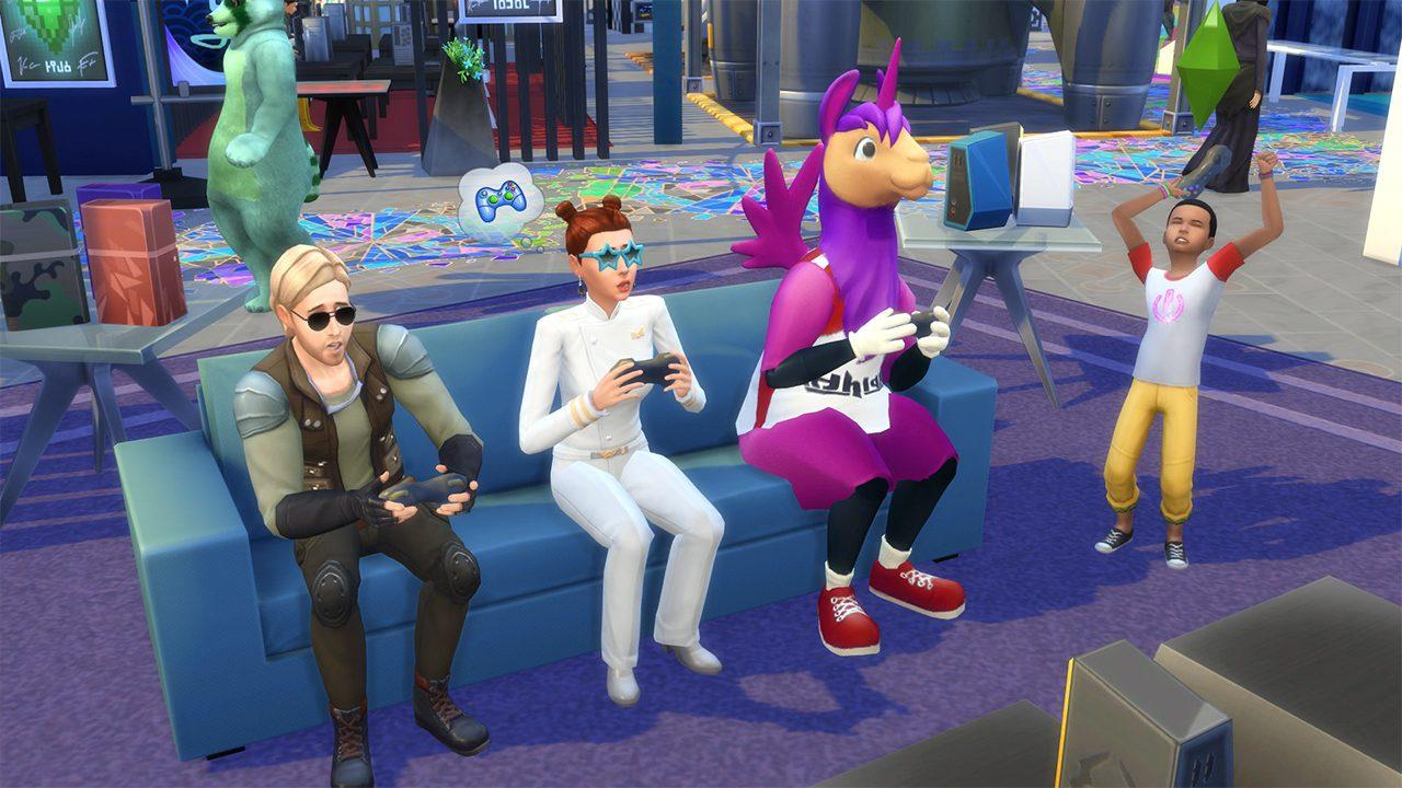 , Quelques astuces pour la version console des Sims 4