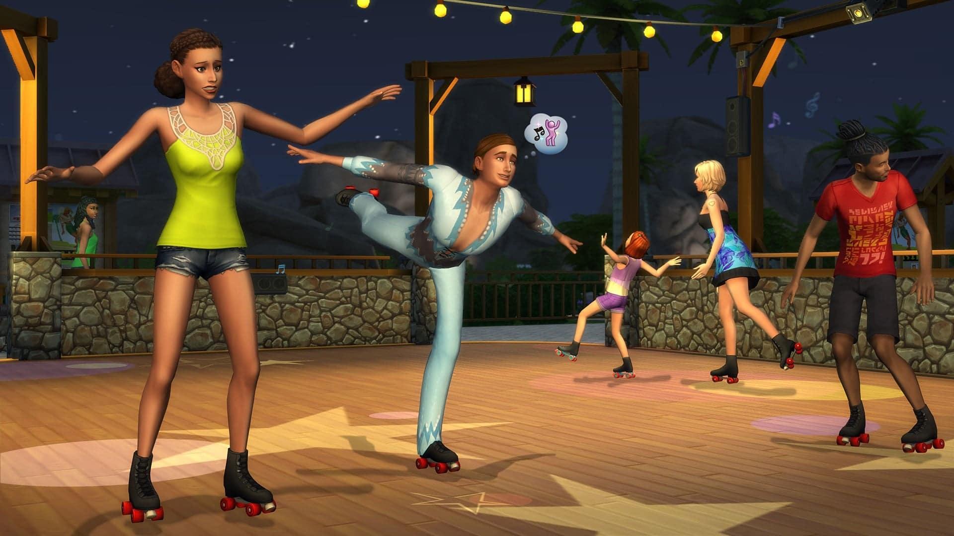, Les Sims 4 Saisons arrivent le 22 Juin !