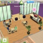 Zoom sur… les baristas des Sims Mobile