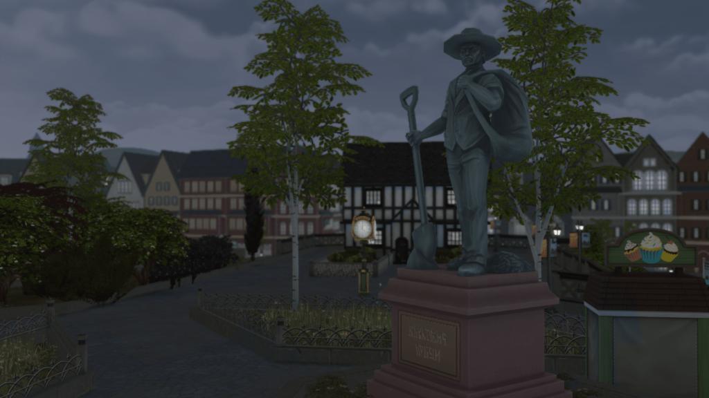 Nuages Windenburg sims 4 saisons