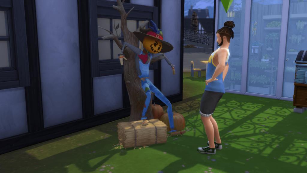 Sims 4 Saisons