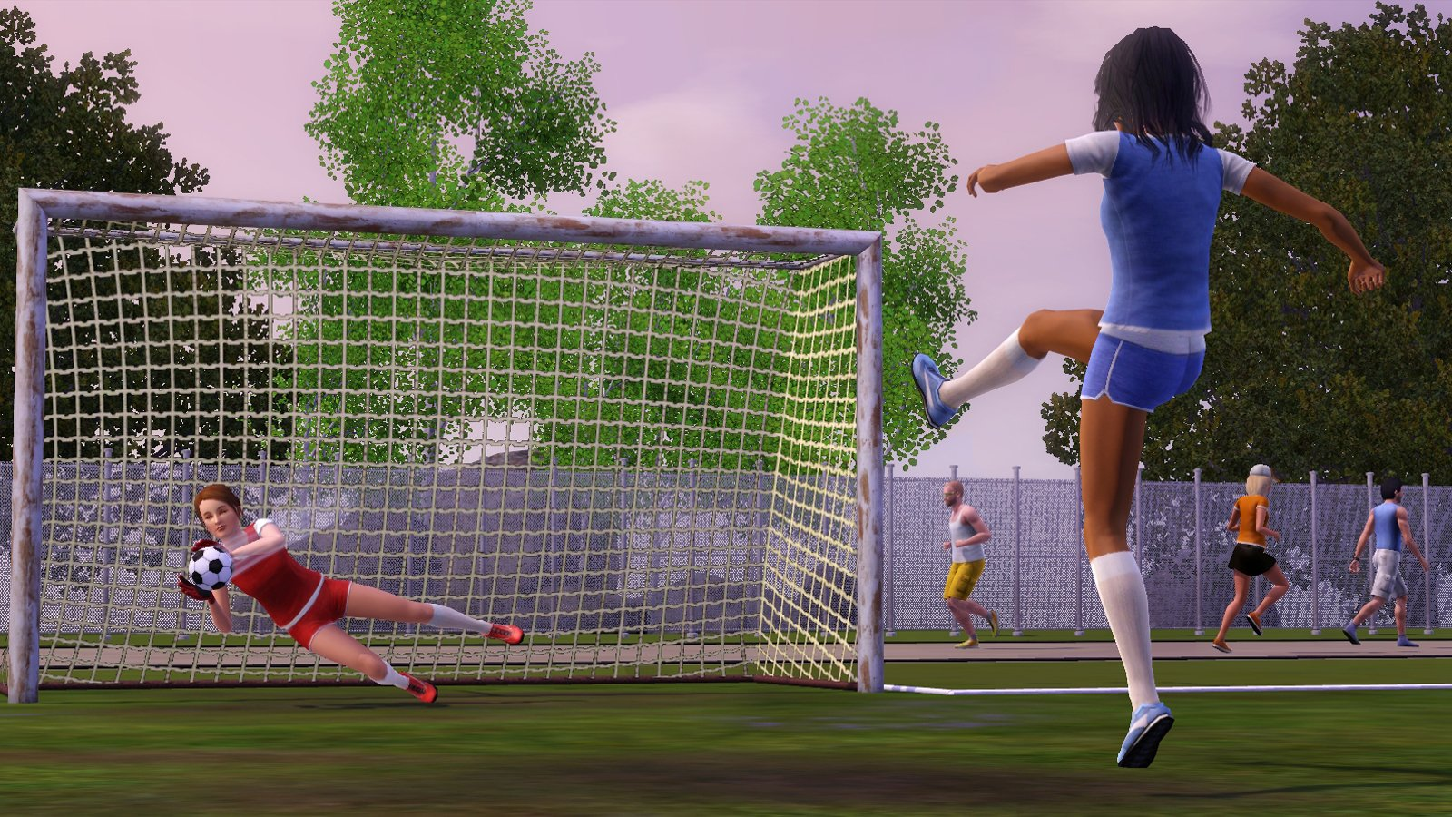 Communiqué de presse Sims 3