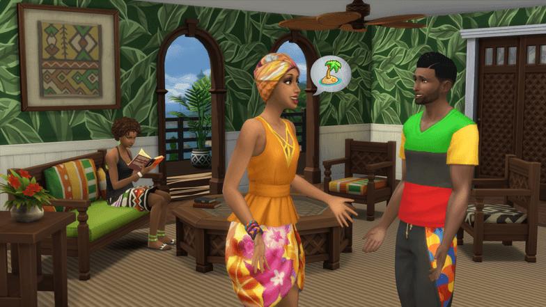 , Les Sims 4 : Mise à jour 1.46