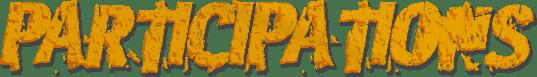 Le Grand Chantier 2018 [Clos] Participations