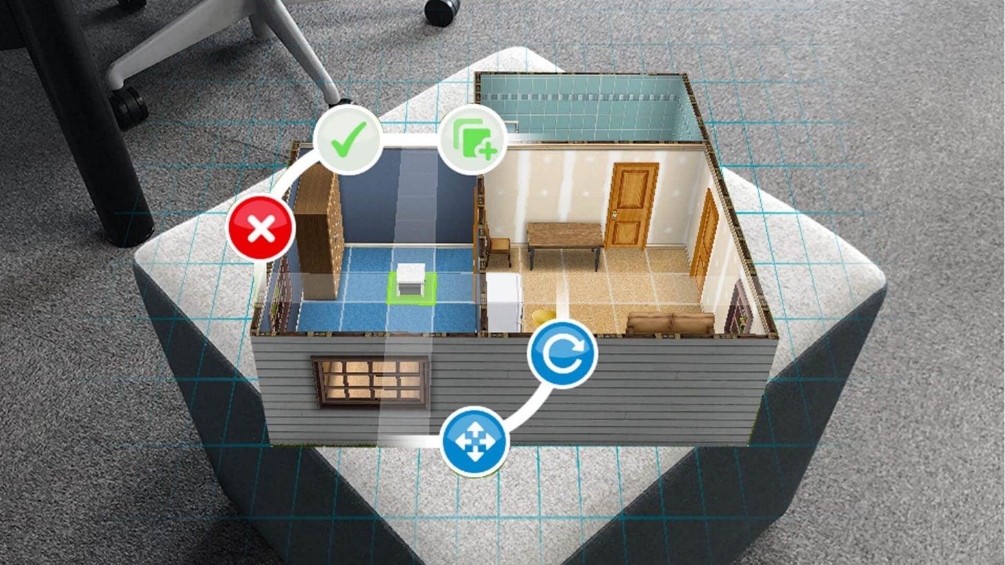 La réalité augmentée arrive dans Les Sims Freeplay
