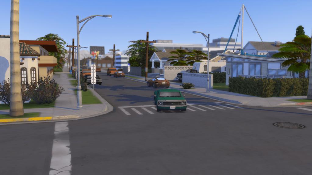 Mirage Park Del Sol Valley Sims 4 Heure de Gloire