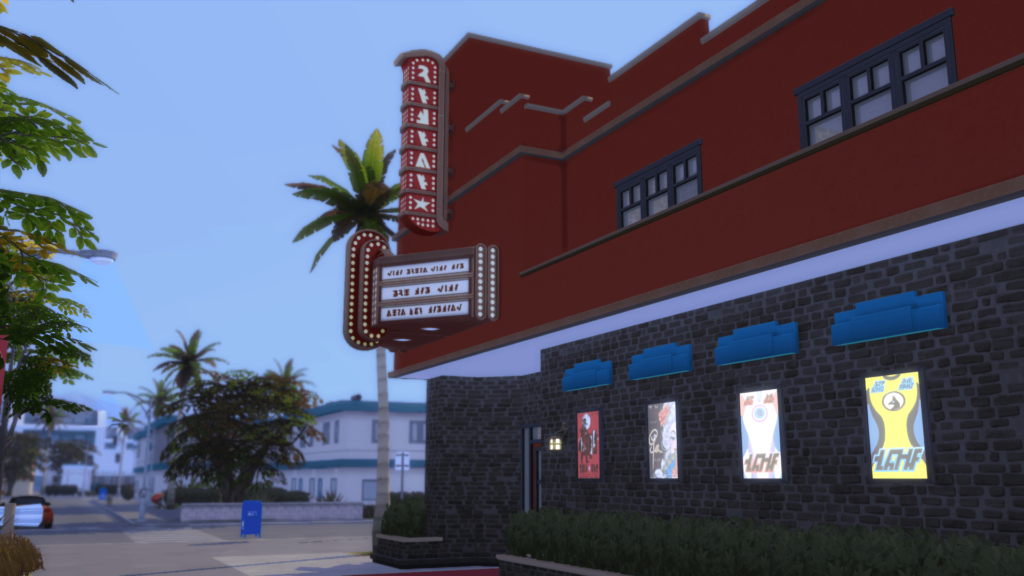Starlight Boulevard Del Sol Valley Sims 4 Heure de Gloire