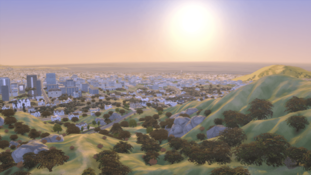 The Pinnacles Del Sol Valley Sims 4 Heure de Gloire