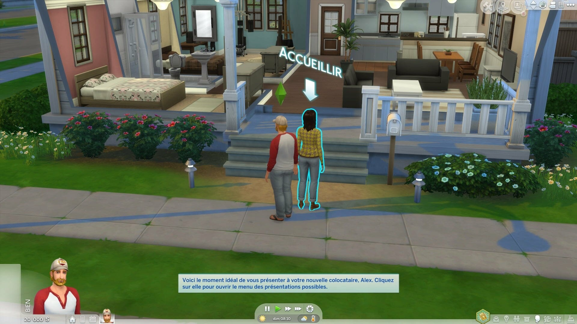 Didacticiel mode vie sims 4
