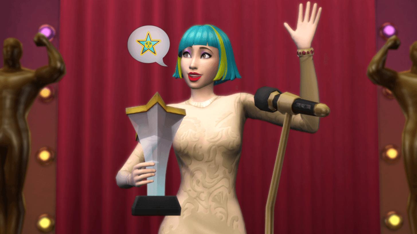 Trailer de lancement Les Sims 4 Heure de Gloire