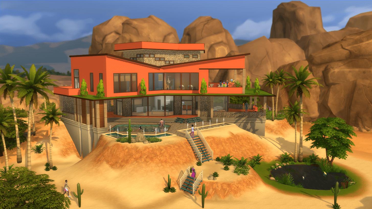 , Le résumé des nouveautés de la mise à jour Sims 4 de Novembre