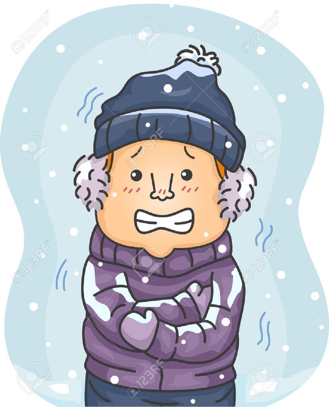 Dessine moi un Père Noël [En cours jusqu'au 30/12] 30833353-illustration-d-un-homme-en-vetements-d-hiver-shivering-dur-a-cause-du-froid