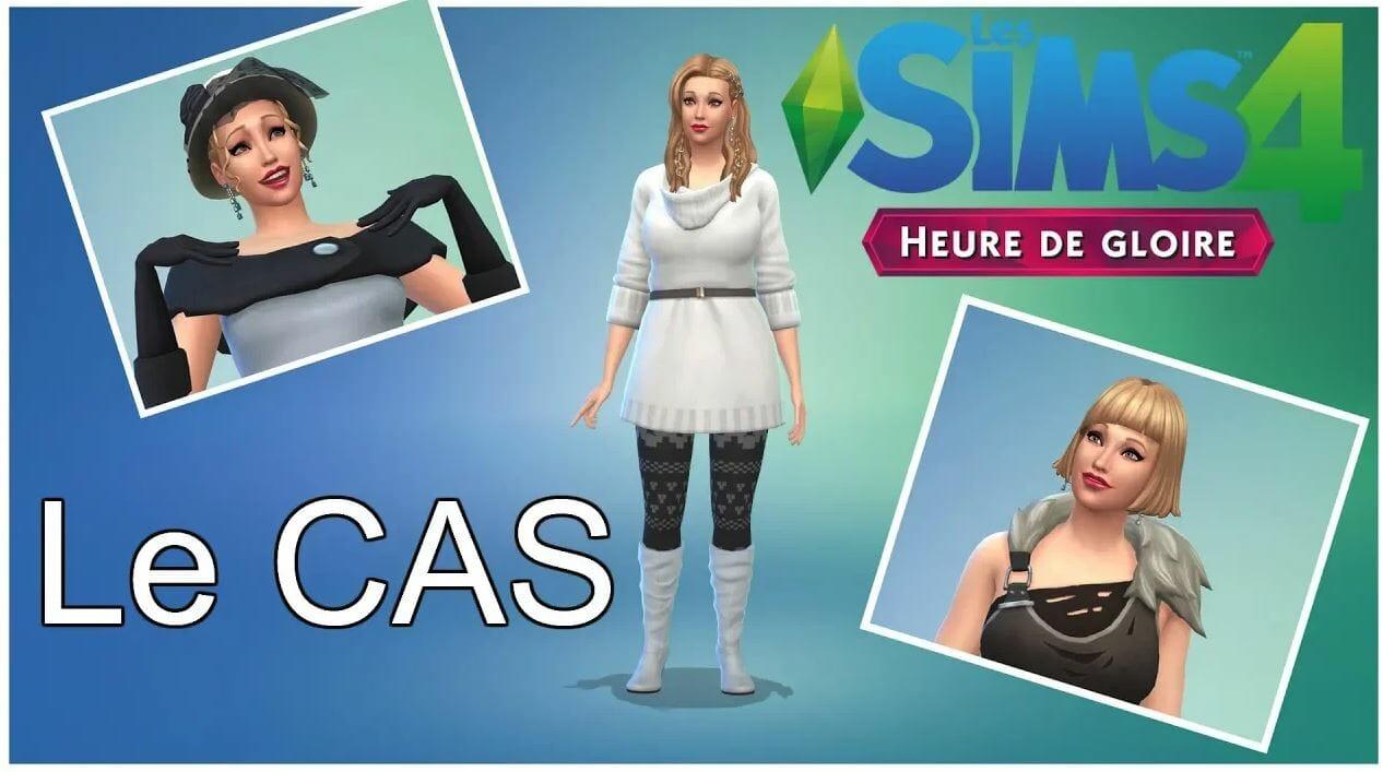 Heure de Gloire : Le Créer Un Sims en vidéo