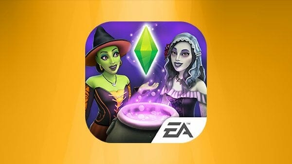 Les Sims Mobile : Mise à jour Halloween