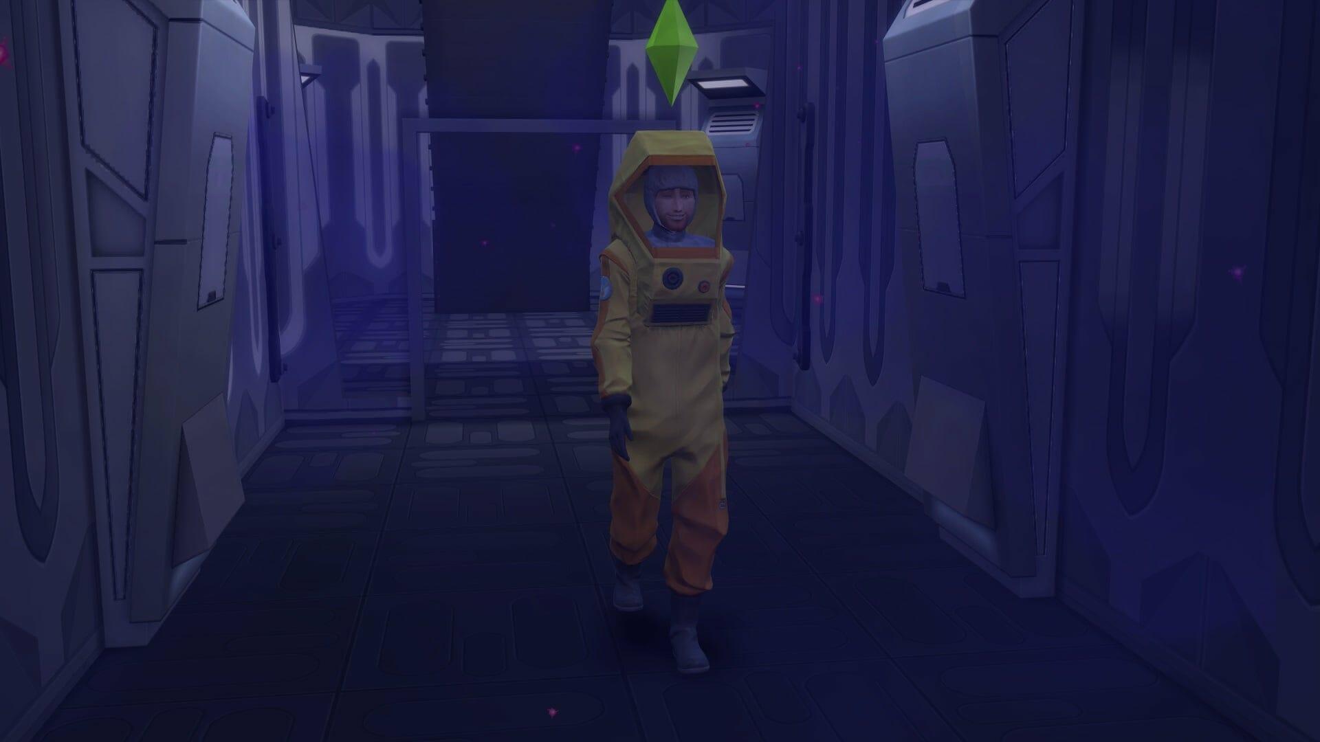 Costume sims 4 stranger ville