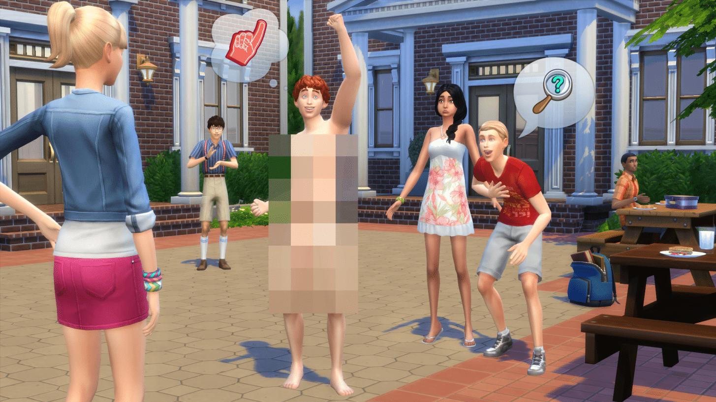 Les Sims 4 : Mise à jour 1.49