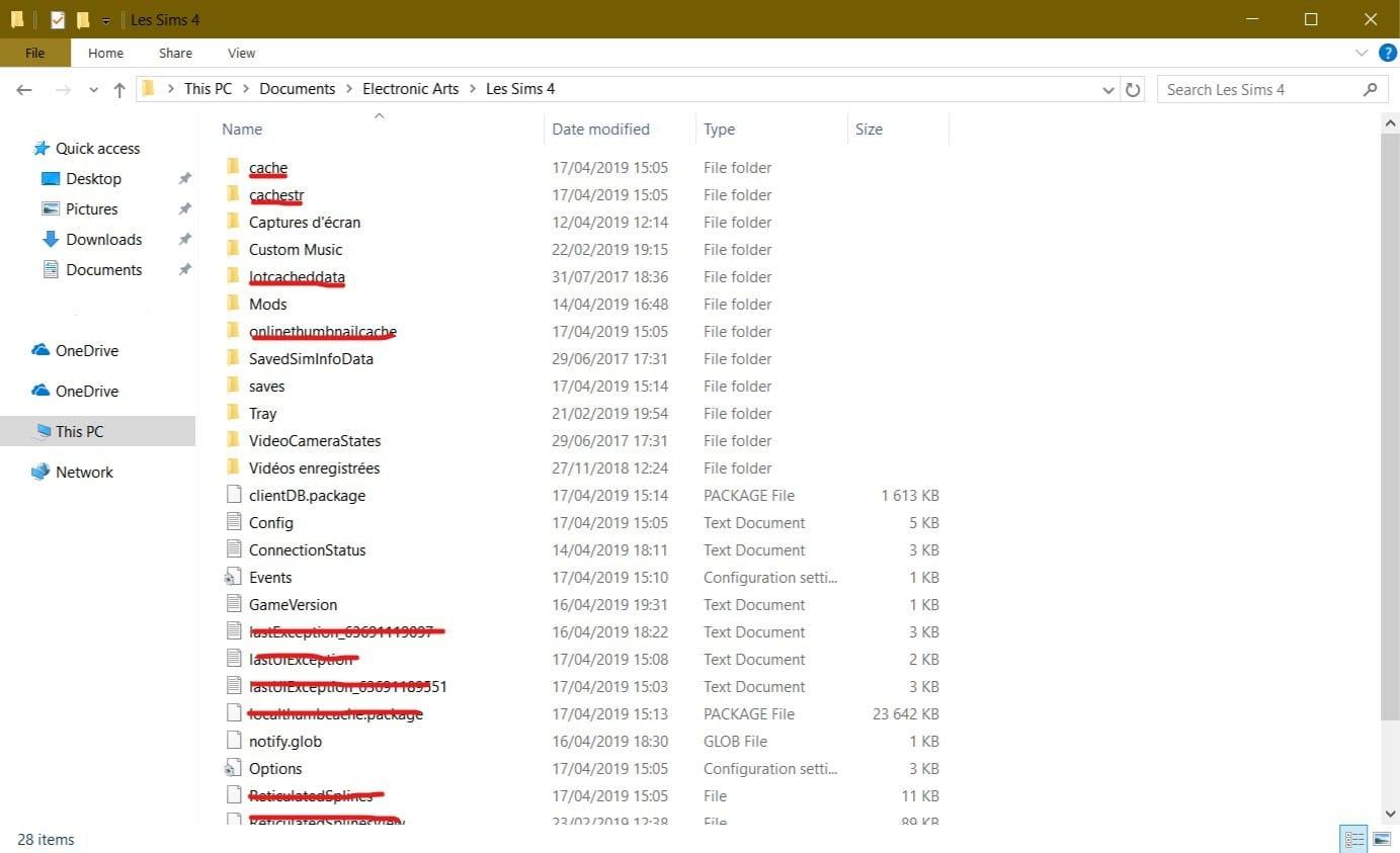 Vider le cache des Sims 4 et d'Origin 4663FDA3-4E66-4857-8E3A-5E675FD8A55F.png