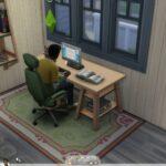 , Le sweat à capuche Freezer Bunny de Moschino arrive chez Les Sims
