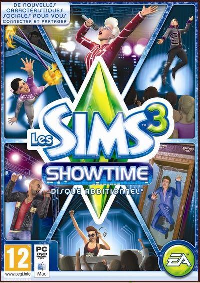 Les Sims 3 Showtime confirmé !