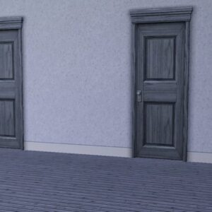 Porte Instantanée – Blanche