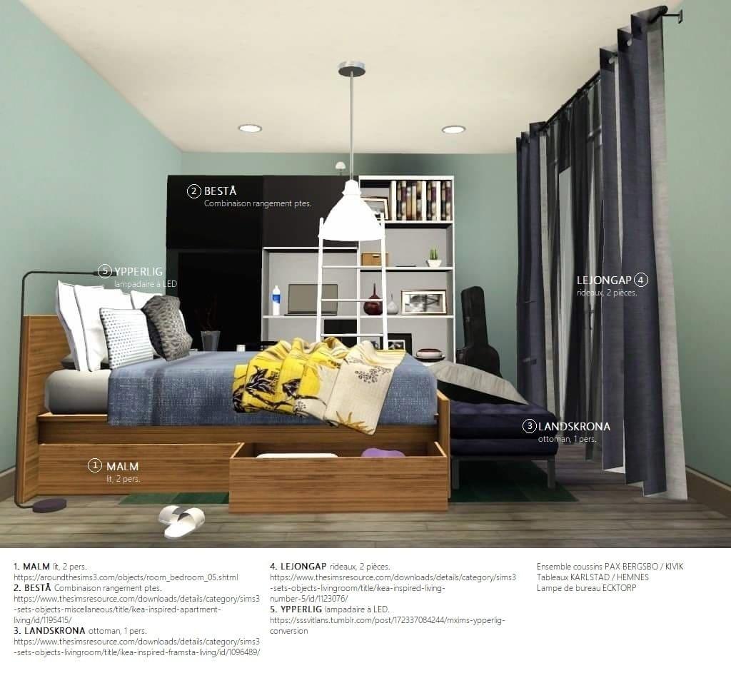 Les Créations de Fabrice. IKEA