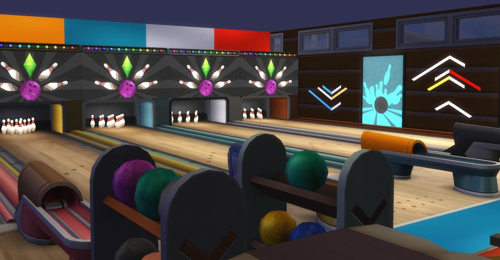 Archi Déco - Bowling