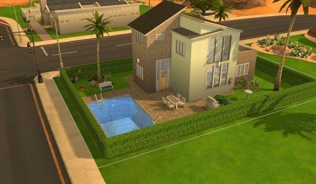 Maison Moderne Telechargements Sims 4 Et Sims 3 Amaz Sims