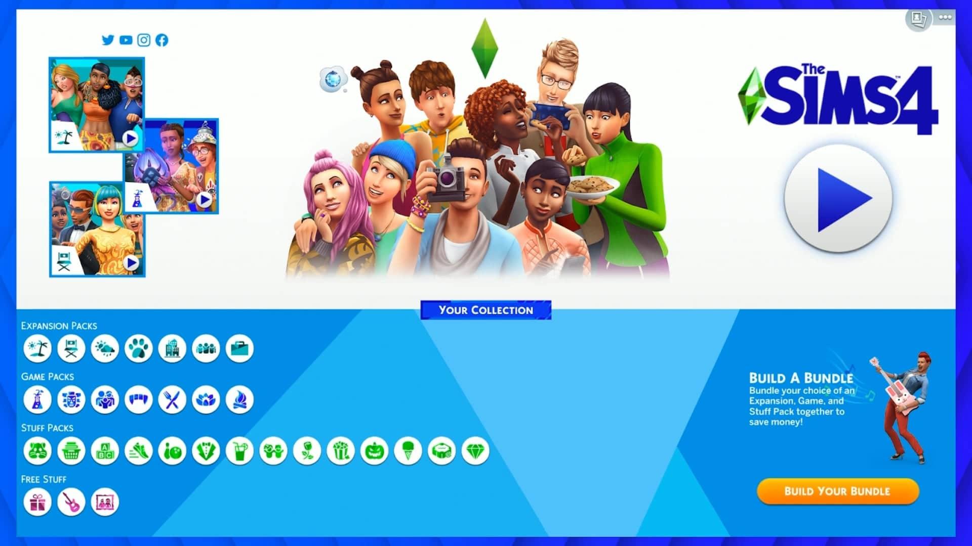 Les Sims™ 4 [4 Septembre 2014] - Page 42 Main