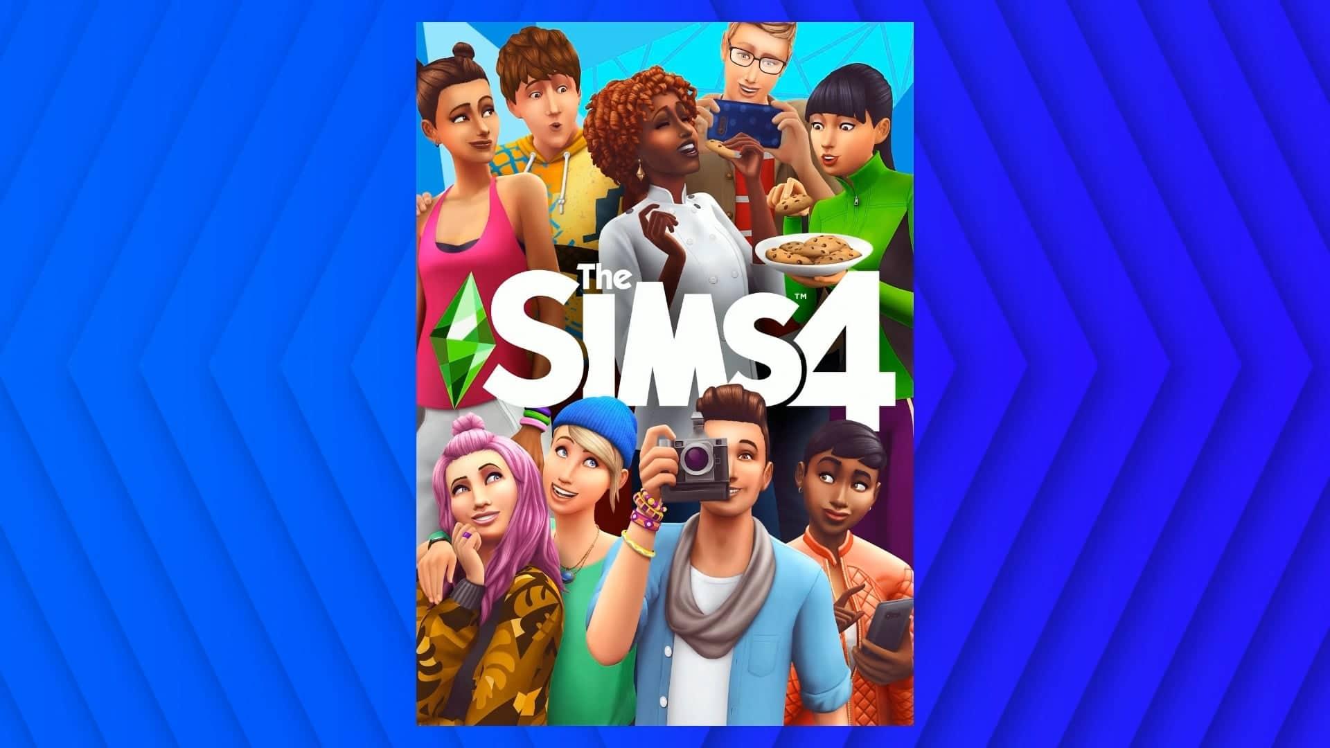 Une nouvelle apparence pour la marque Les Sims 4