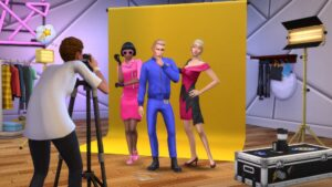 Test Les Sims 4 Moschino