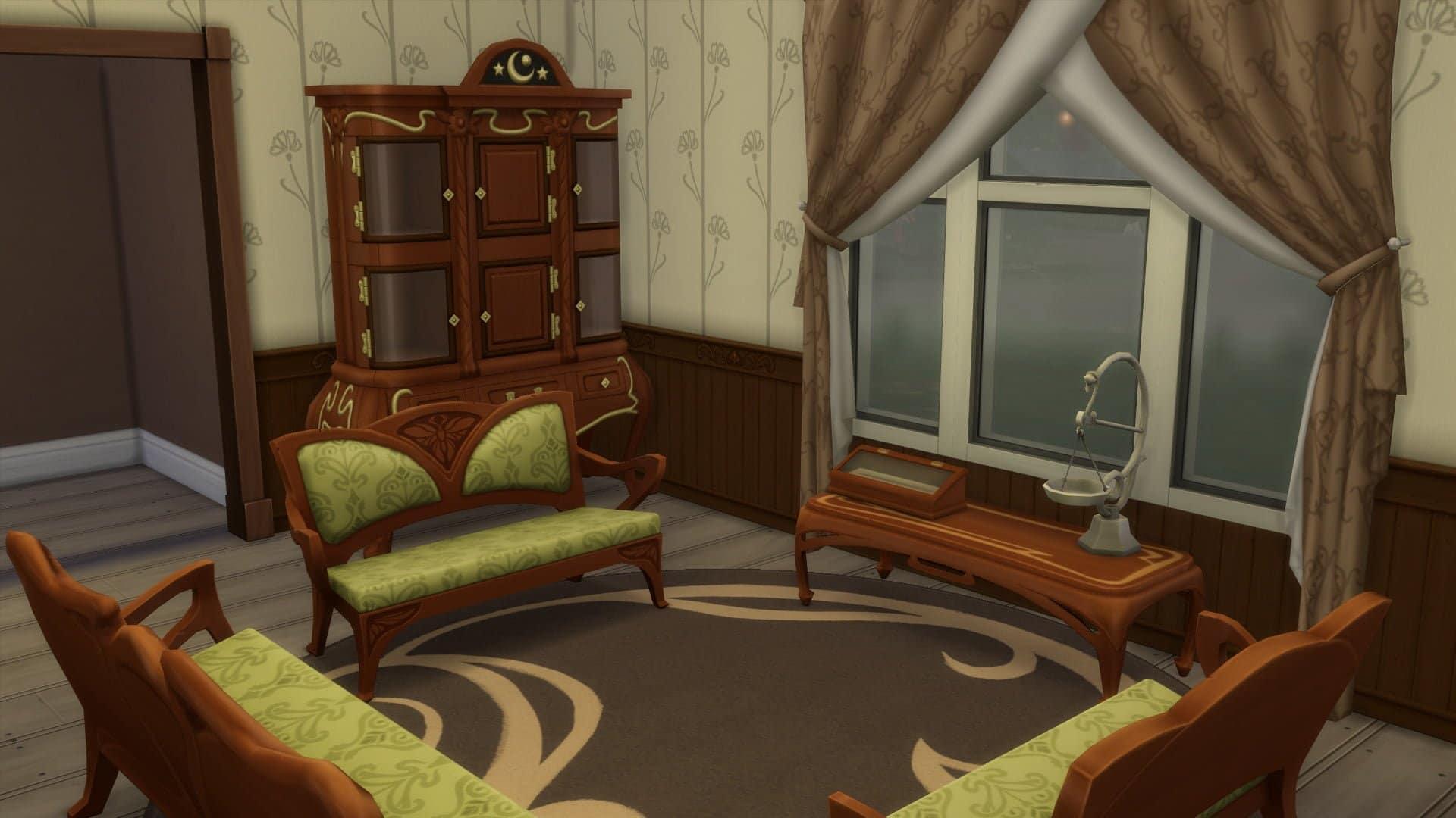 Objets Sims 4 Monde Magique