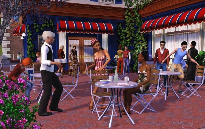 4 nouvelles images des Sims 3
