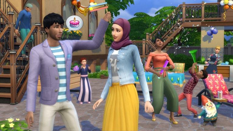 Les Sims 4 : Mise à jour 1.55