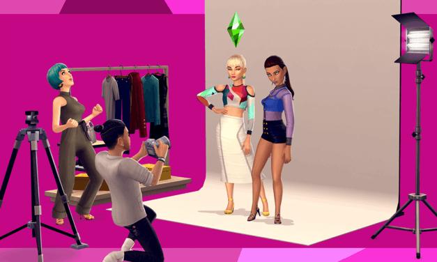 Mise à jour Haute Couture pour Les Sims Mobile