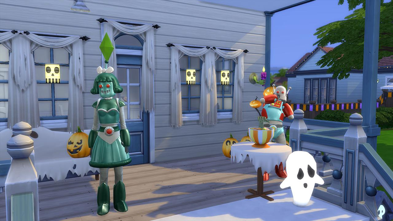 Les Sims 4 : Mise à jour 1.56