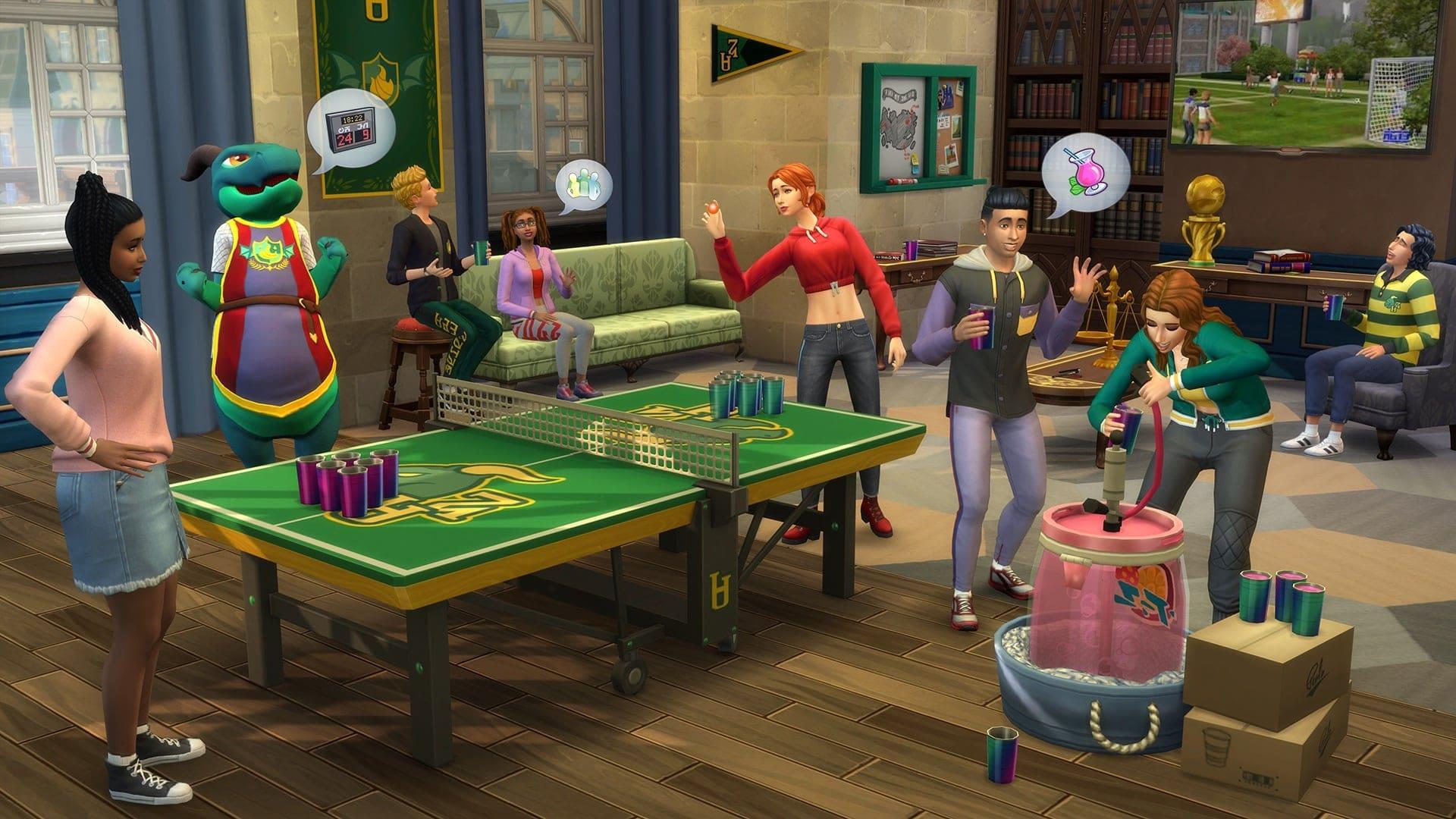 Tout ce que vous devez savoir sur Les Sims 4 À la Fac
