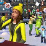 Les coiffeurs chez les Sims Freeplay