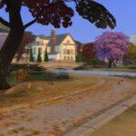La description de l'extension Les Sims 4 Université fuite