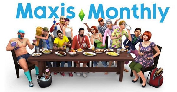 Maxis Monthly - Novembre 2019